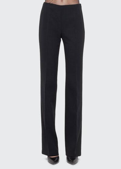 Classic Carol Flat Front Pants