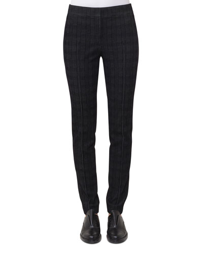 Mara Glen Plaid Velvet Pants