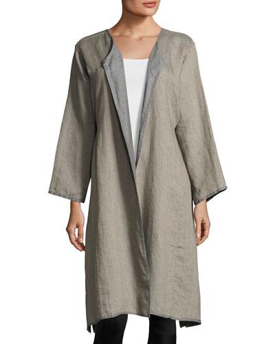 Southern Russian Linen Coat