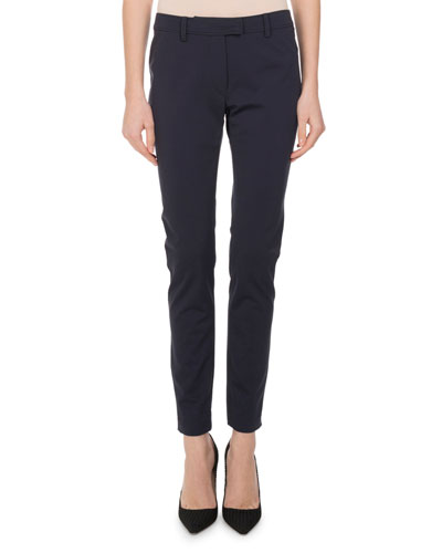 Henri Tapered Pants, Navy
