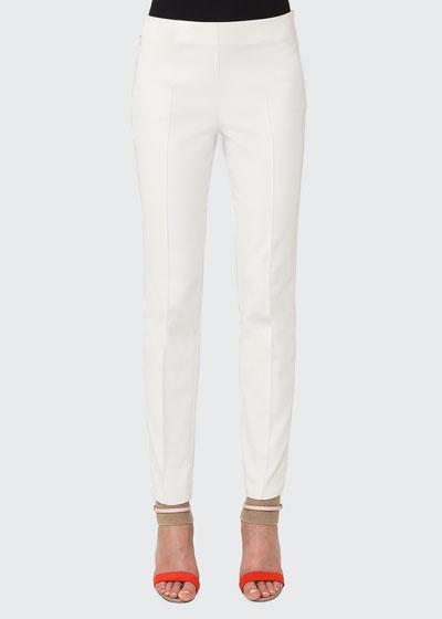 Melissa Skinny Pants, Ivory