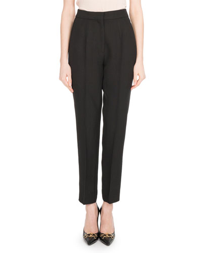 Cropped Suiting Pants