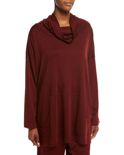 Pima Cotton Monks Top