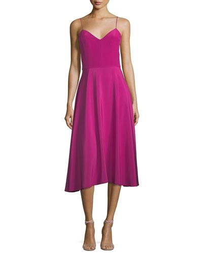 The Egremont Circle Skirt Dress