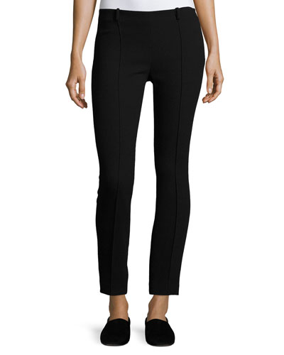 Losso Skinny Wool Pants