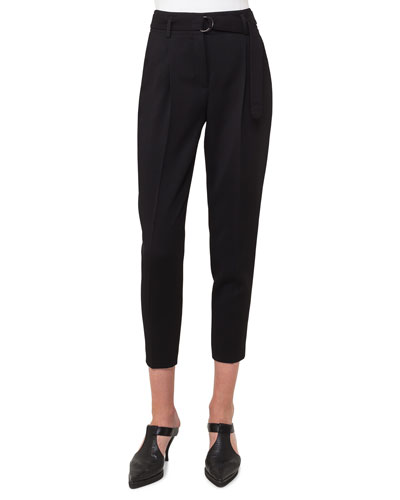 Fred Cropped Chino Pants