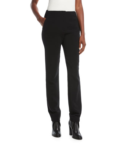 Simone Double-Face Wool Pants