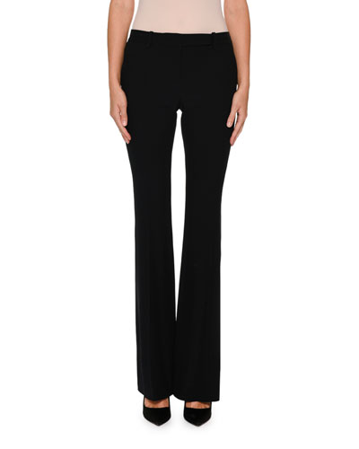 Classic Crepe Suiting Pants