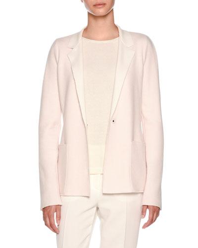 Cashmere Platino Light Jacket