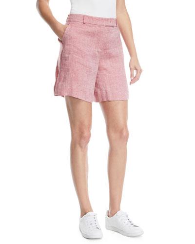 Lonny Linen Bermuda Shorts