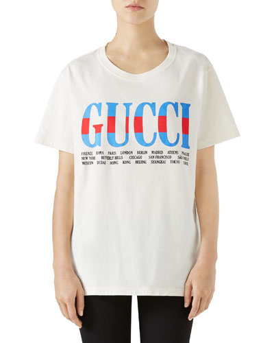gucci tee shirt. Black Bedroom Furniture Sets. Home Design Ideas