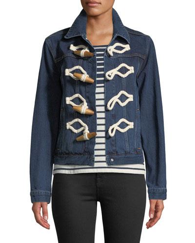 ac41cf776 Cotton Denim Jacket