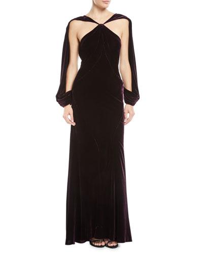Rayon Evening Dresses