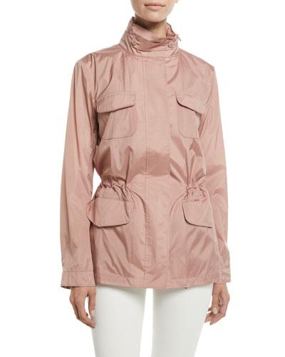 Silk Lady Traveler Jacket