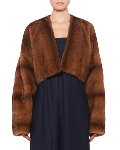 874c42277 Dyed Mink Jacket | bergdorfgoodman.com