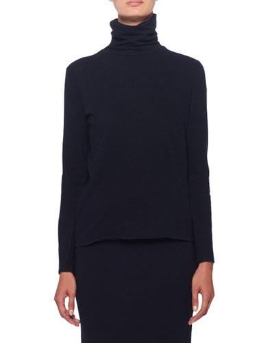 Erita Cashmere Turtleneck Sweater