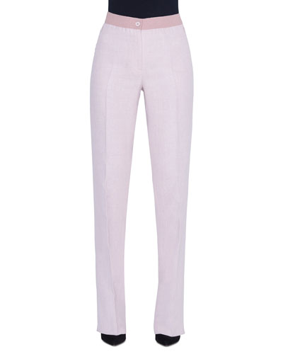 Carl Linen-Wool Pants