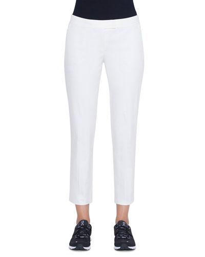 Frances Slim-Leg Pants