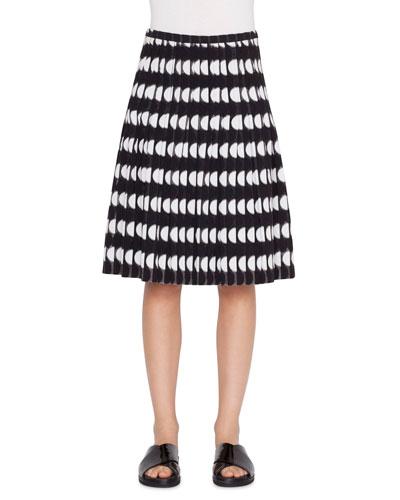 Cotton Blend Memphis Skirt 38c28f770