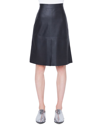 983c6d2ed Designer Leather Skirt | bergdorfgoodman.com