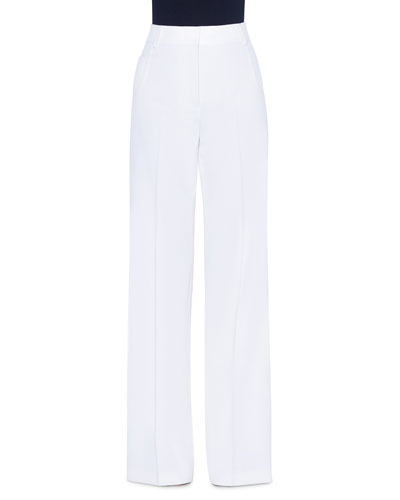 Tricotene Wide-Leg Pants