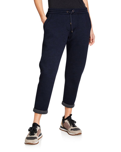 Wool Cotton Spa Pants