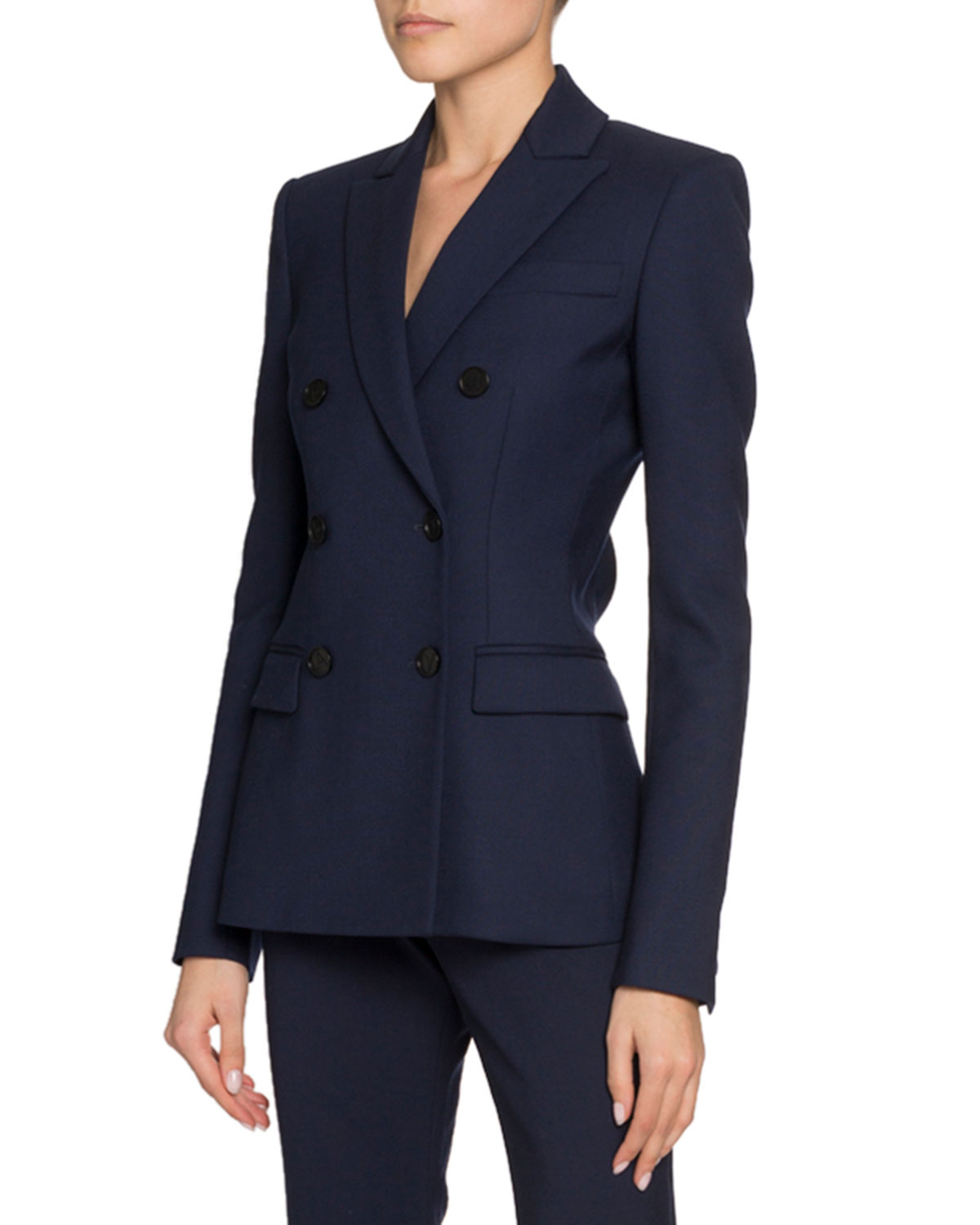 Altuzarra Blazers DOUBLE-BREASTED STRETCH WOOL BLAZER