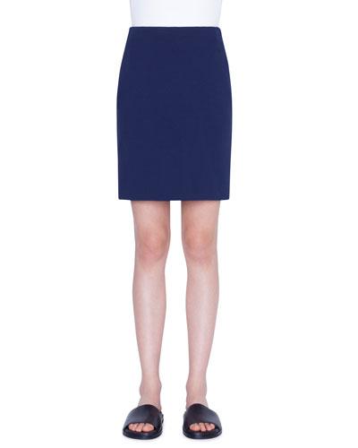 Jersey Mini Skirt
