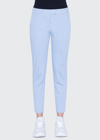 Frankie Slim Ankle Jersey Pants
