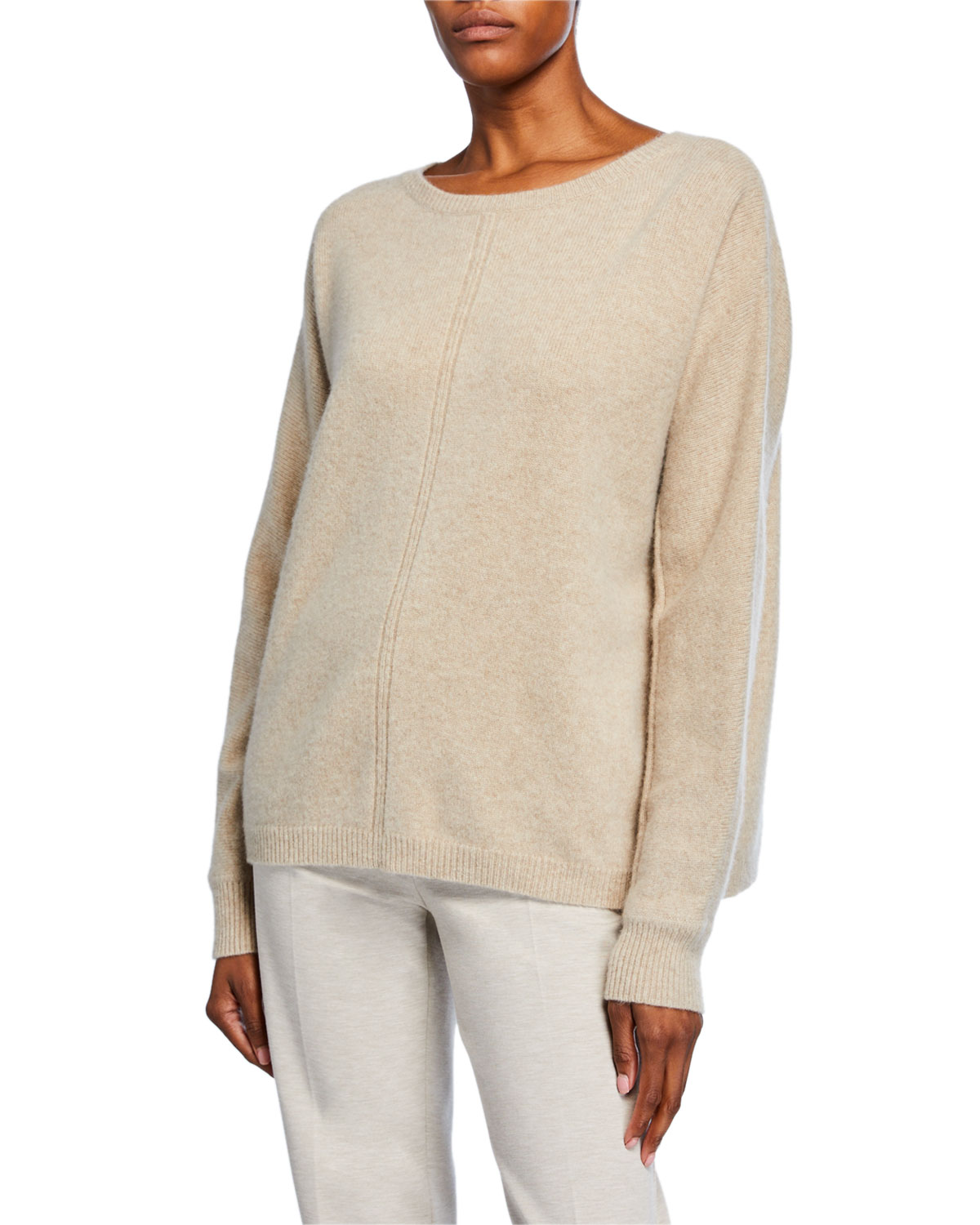 Max Mara Sweaters MASQUE CASHMERE SWEATER