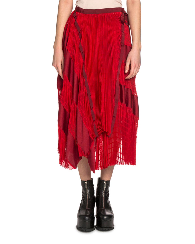 dd2252198f sacai midi skirts for women - Buy best women's sacai midi skirts on  Cools.com Shop