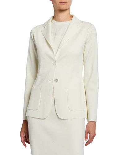 Extra-Fine Tailored Jacket