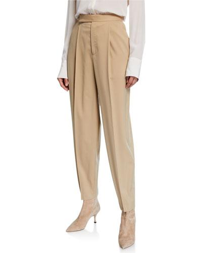 Bryen Gabardine Menswear Pants