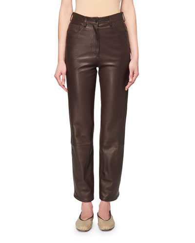 Charlee Leather Jeans