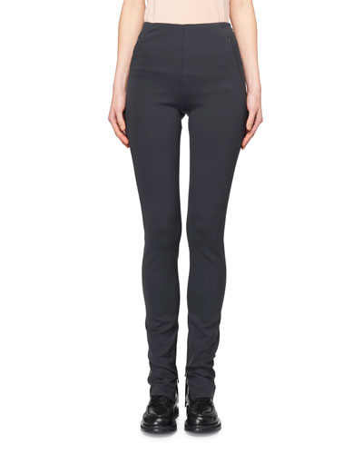 Corza High-Rise Skinny Scuba Pants