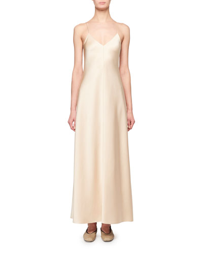 Guinevere Silk Slip Dress