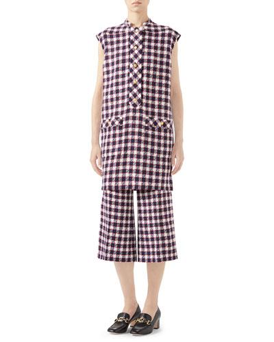 Sylvie Tweed Dress