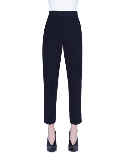 Ferry Jersey Cropped Trousers