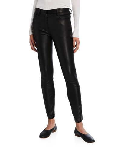 Landly Leather Pants
