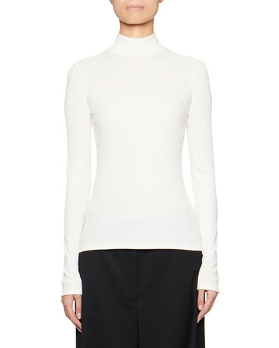 Morsot Mock-Neck Sweater