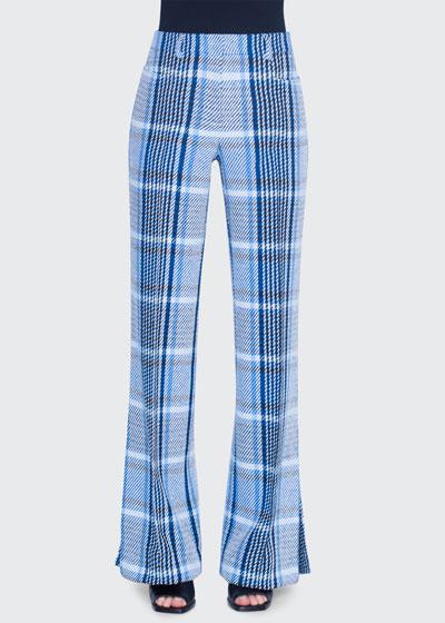 Mikka Cotton Tweed Pants