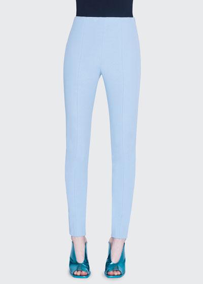 Milena Shimmer Stretch Leggings