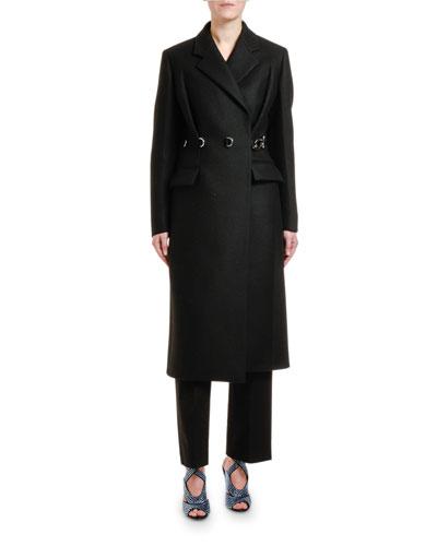 Double Wool Carabiner-Waist Coat