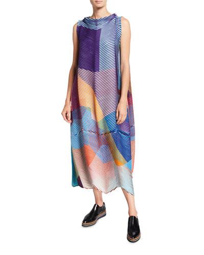 Montage 1 Printed Dress