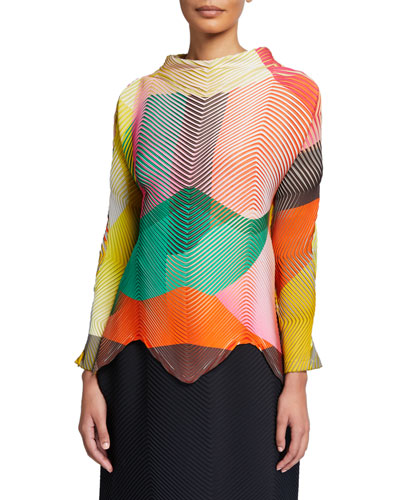 Montage Long-Sleeve Top