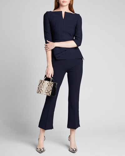 Goswell Crepe Trousers
