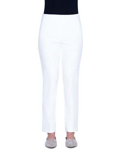 Conny Stretch Cotton Pants