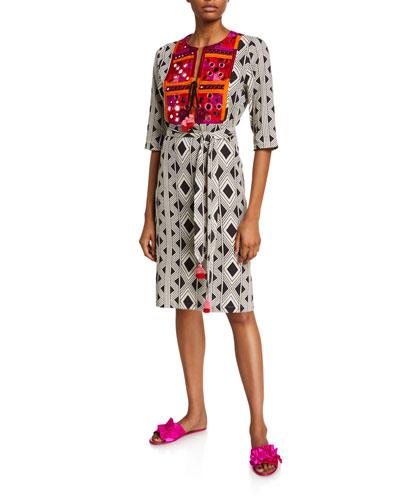 Julia Cotton Dress