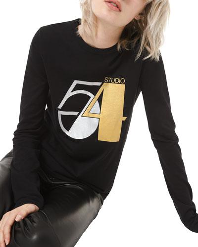 Studio 54 Long-Sleeve Tee