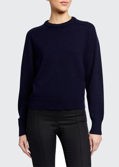 Iconic Cashmere Crewneck Sweater